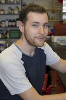 Aaron Byrd UA MCB PhD Student