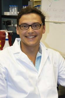 Ben Atwell UA MCB PhD Student