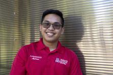 Andrew Alamban UA MCB Ambassador