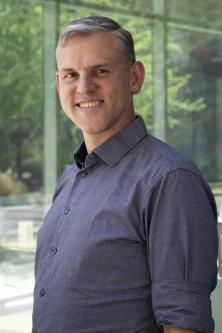 George Sutphin Assistant Professor Molecular and Cellular Biology
